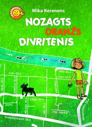 Mika Kerenens - Nozagts oranžs divritenis