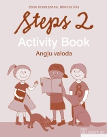 Zane Kremptone, Maruta Sila - Steps 2. Activity Book + papildsaturs