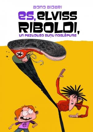 Bono Bidari - Es, Elviss Riboldi, un pazudušo suņu noslēpums, 2
