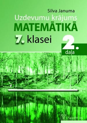 Uzdevumu krājums matemātikā 7. klasei. 2