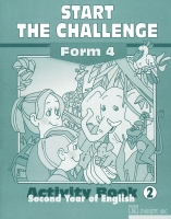 Velta Matisāne - Start the Challenge. Form 4. Activity Book 2