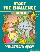 Velta Matisāne - Start the Challenge. Form 4. Student's Book