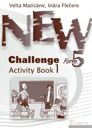 New Challenge Form 5. Activity Book