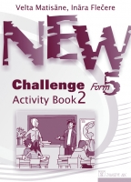 Velta Matisāne, Ināra Flečere - New Challenge Form 5. Activity Book 2