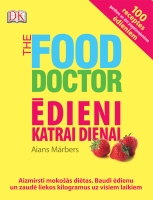 Aians Mārbers - The Food Doctor. Ēdieni katrai dienai