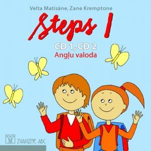 Steps 1. 2 CD (Velta Matisāne
